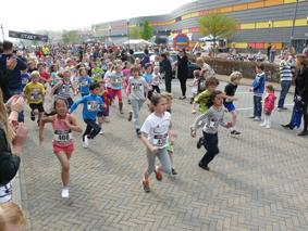 Klifloop 2011 speciaal voor de jeugd