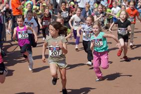 Jaarlijks terugkerend sportief evenement in Oosterhout.