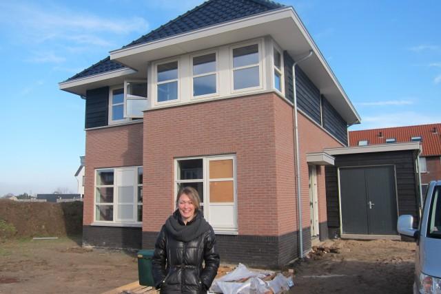 Eigen Huis Bouwen : Wij bouwen zelf een huis in ons geliefde oosterhout